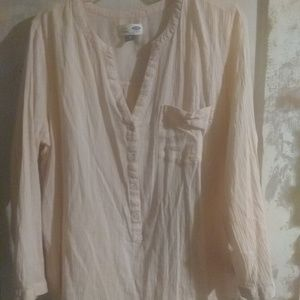 Old Navy Women's blouse.